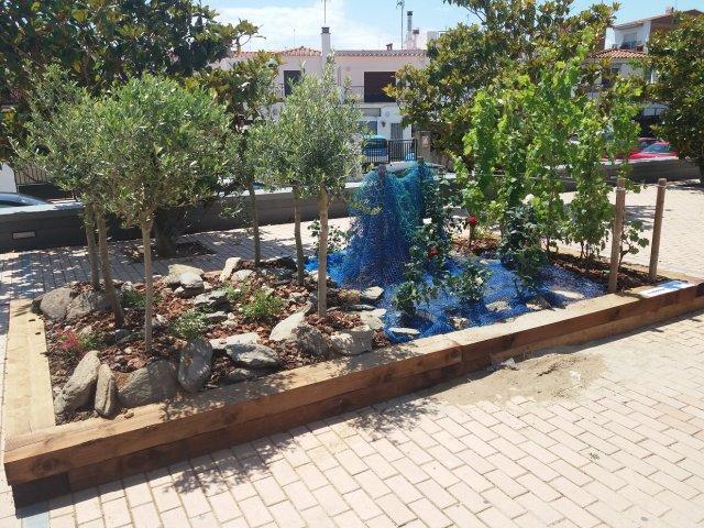 Jardineres Fira Rosa 2018